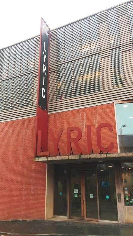 Lyric Theatre, Belfast - Wikipedia