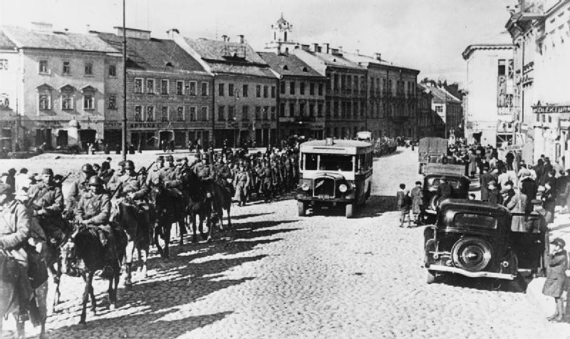 Remembering germanys invasion of poland in 1939