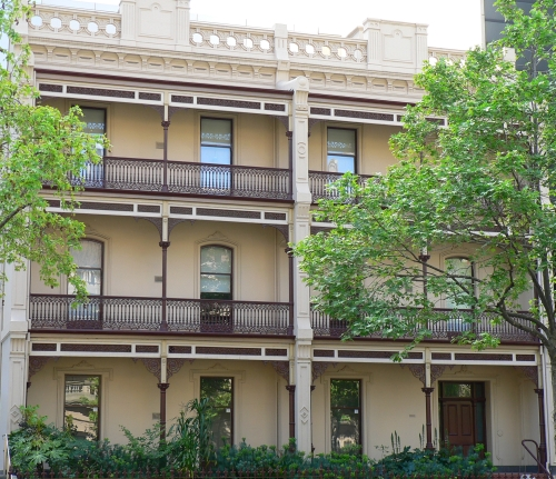 File three storey terrace houses on lonsdale street for 3 storey terrace house