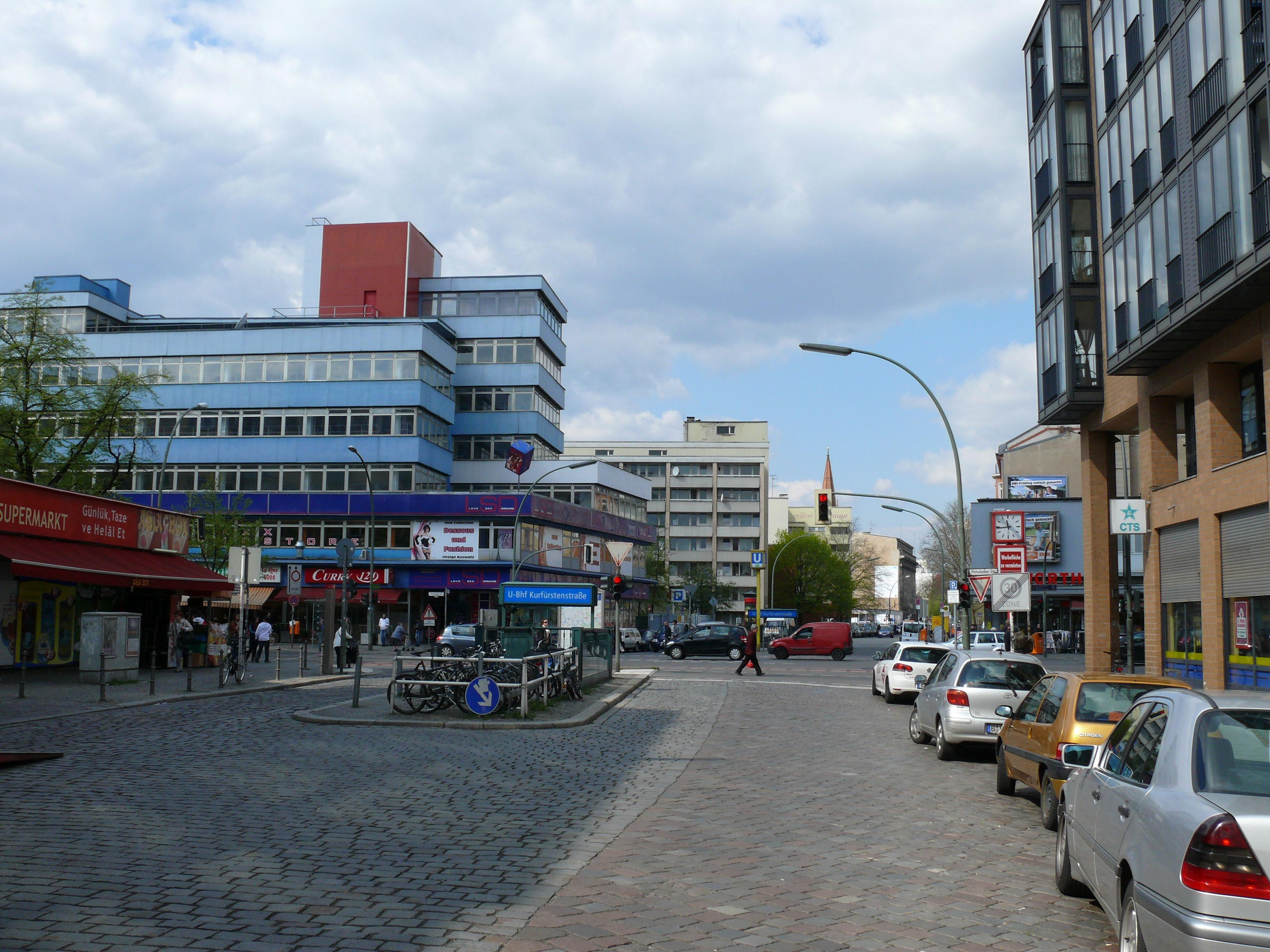 Strassenstrich berlin mitte