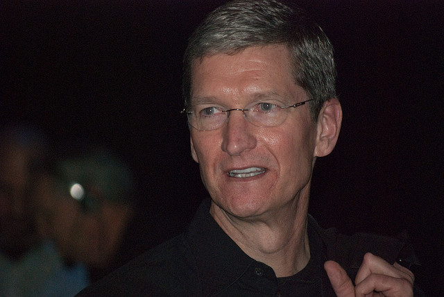 Apple Ceo Tim Cook Predicts Tons Of Revenue From Future Stuff I Cant Talk About