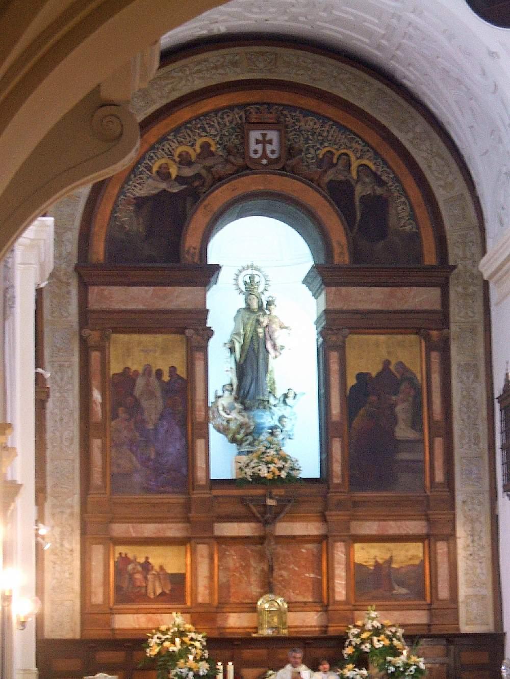 File:Toledo - Iglesia-Convento de los Carmelitas Descalzos ...