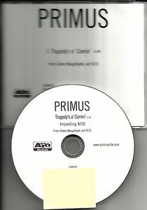 Tragedys a comin 2011 single by Primus