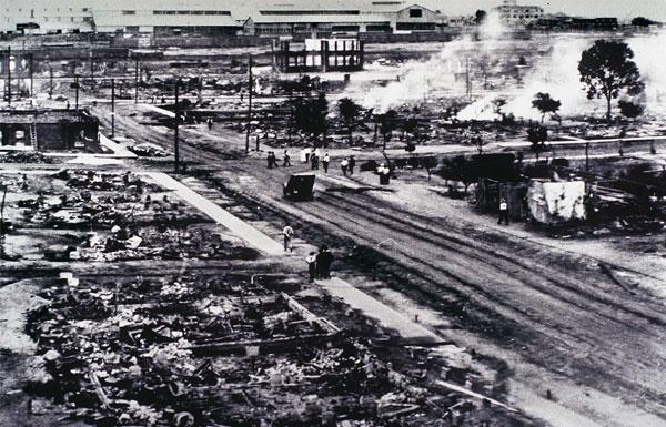 Tulsa Aftermath