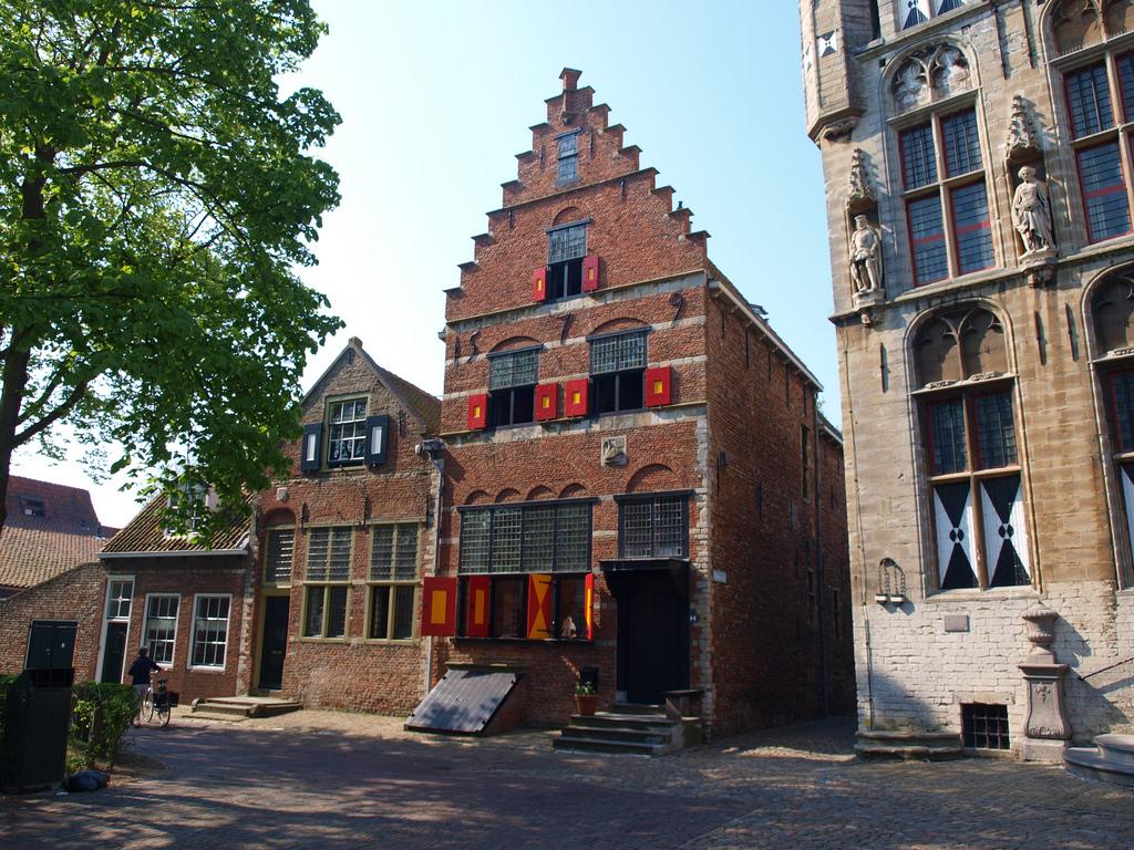 Holland Holland Wikipedia >> File:Veere Markt 7-11.jpg - Wikimedia Commons