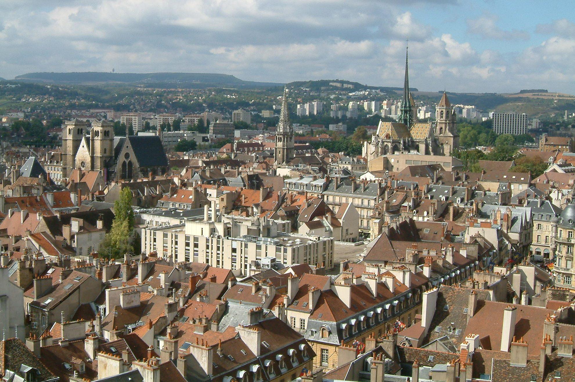 File vue panoramique de dijon for Domon france