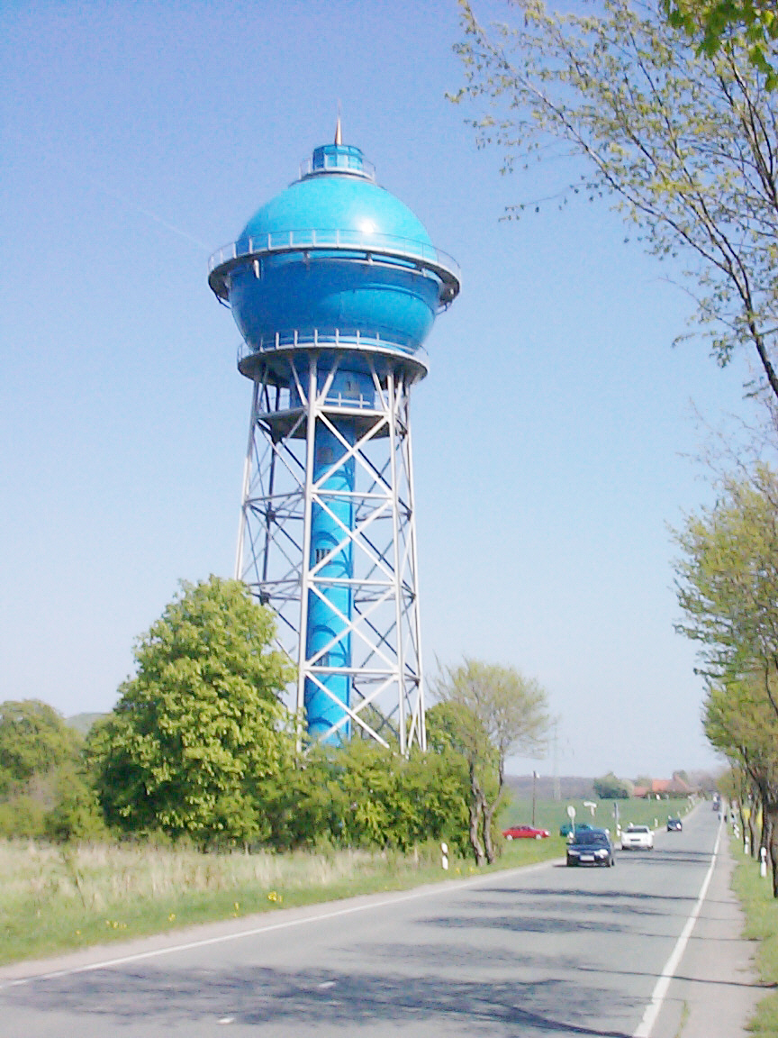 Ahlen Water Tower