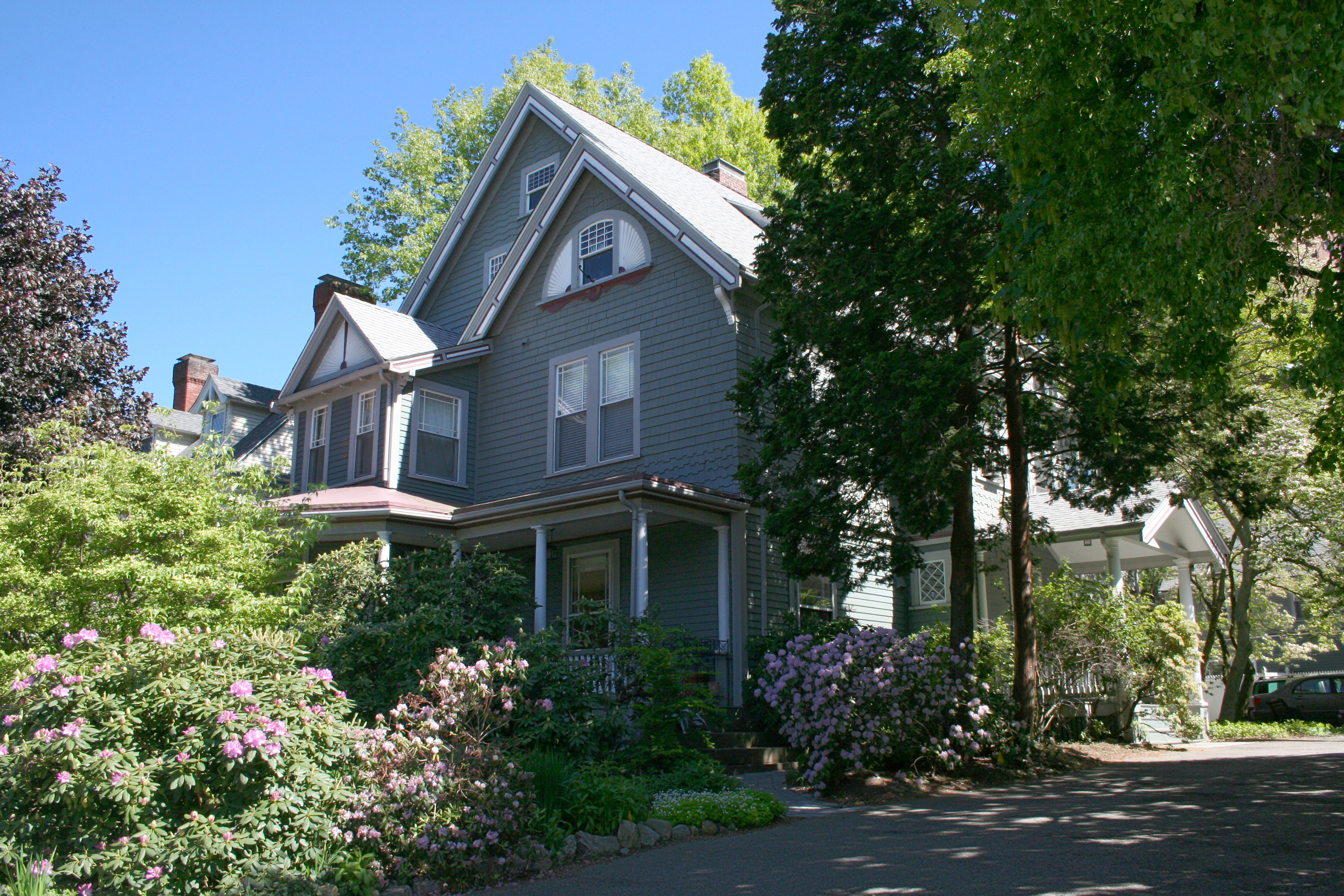 File william murphy house brookline for Building a house in ma