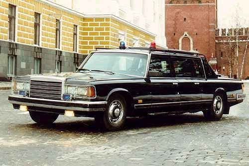 Automóviles Soviéticos Zil-41047