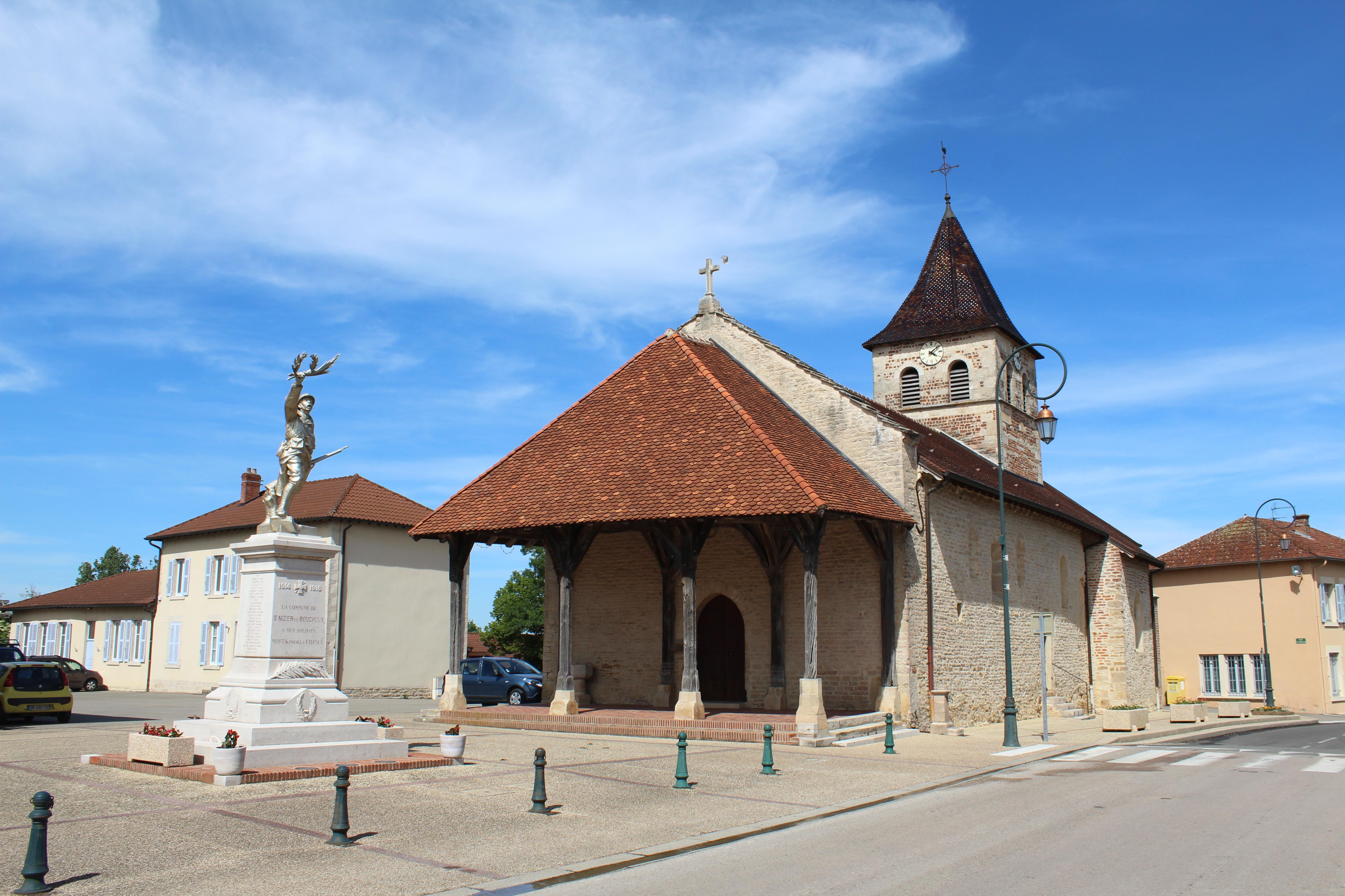 Saint-Nizier-le-Bouchoux