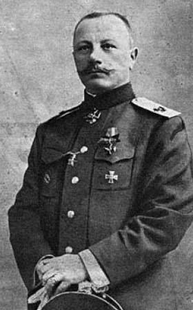 Вице-адмирал Андрей Покровский