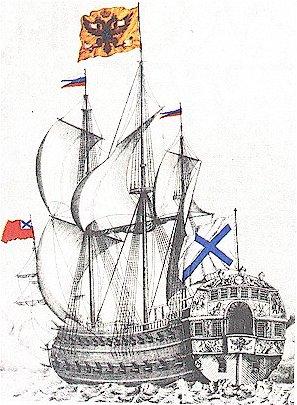 «Полтава» — русский 54-пушечный парусный линейный корабль 4 ранга
