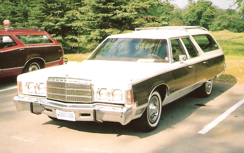 Chrysler Town Country on 1989 Chevy Malibu