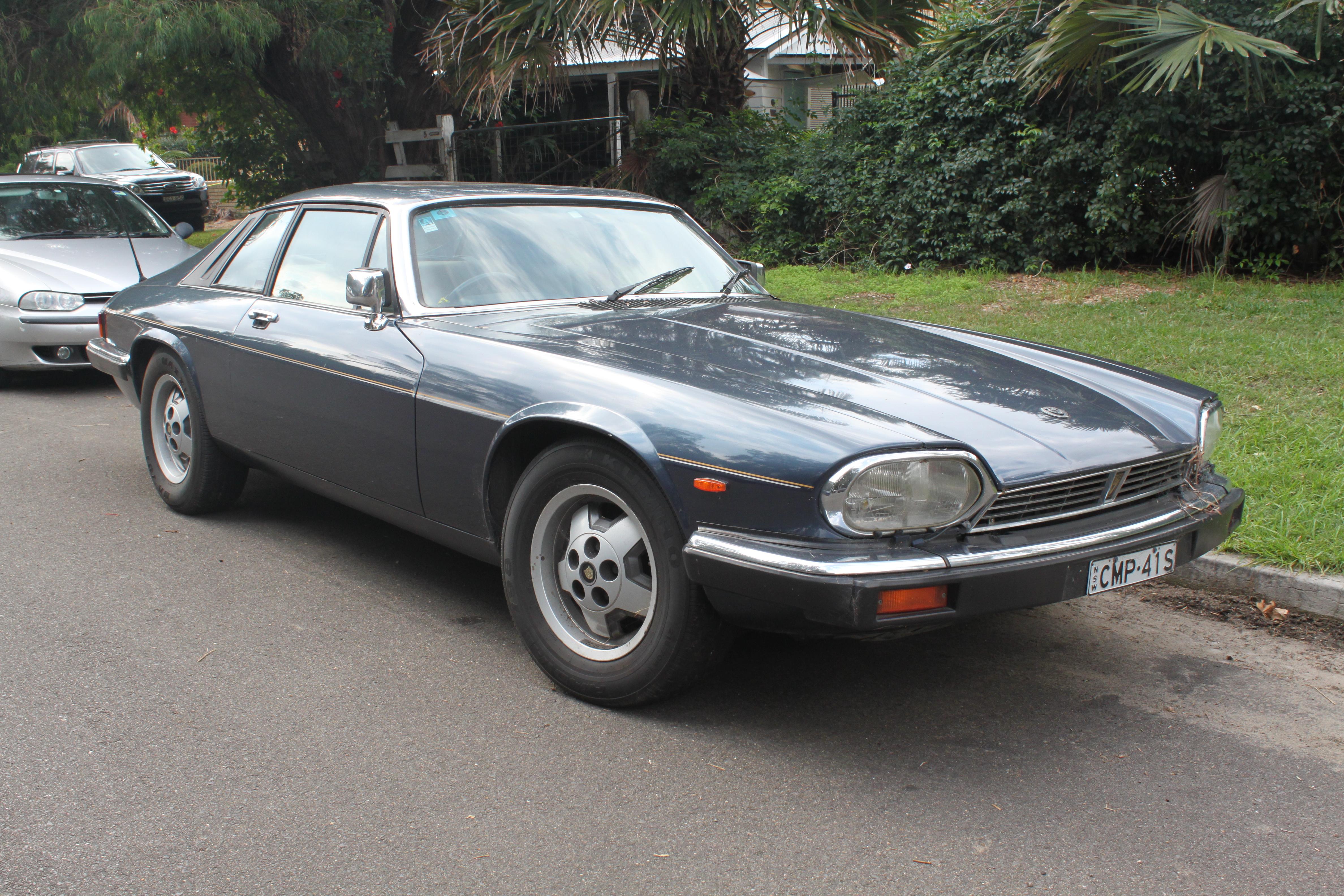 Jaguar XJS - Wikipedia on