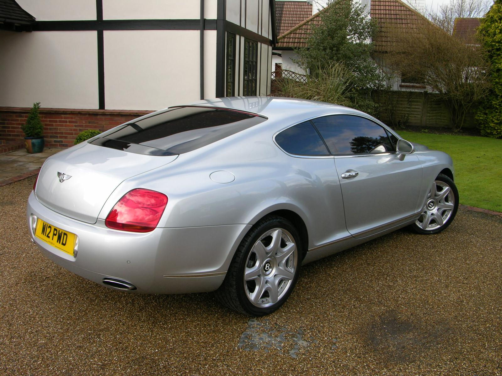 description 2005 bentley continental gt flickr the car spy 18. Cars Review. Best American Auto & Cars Review