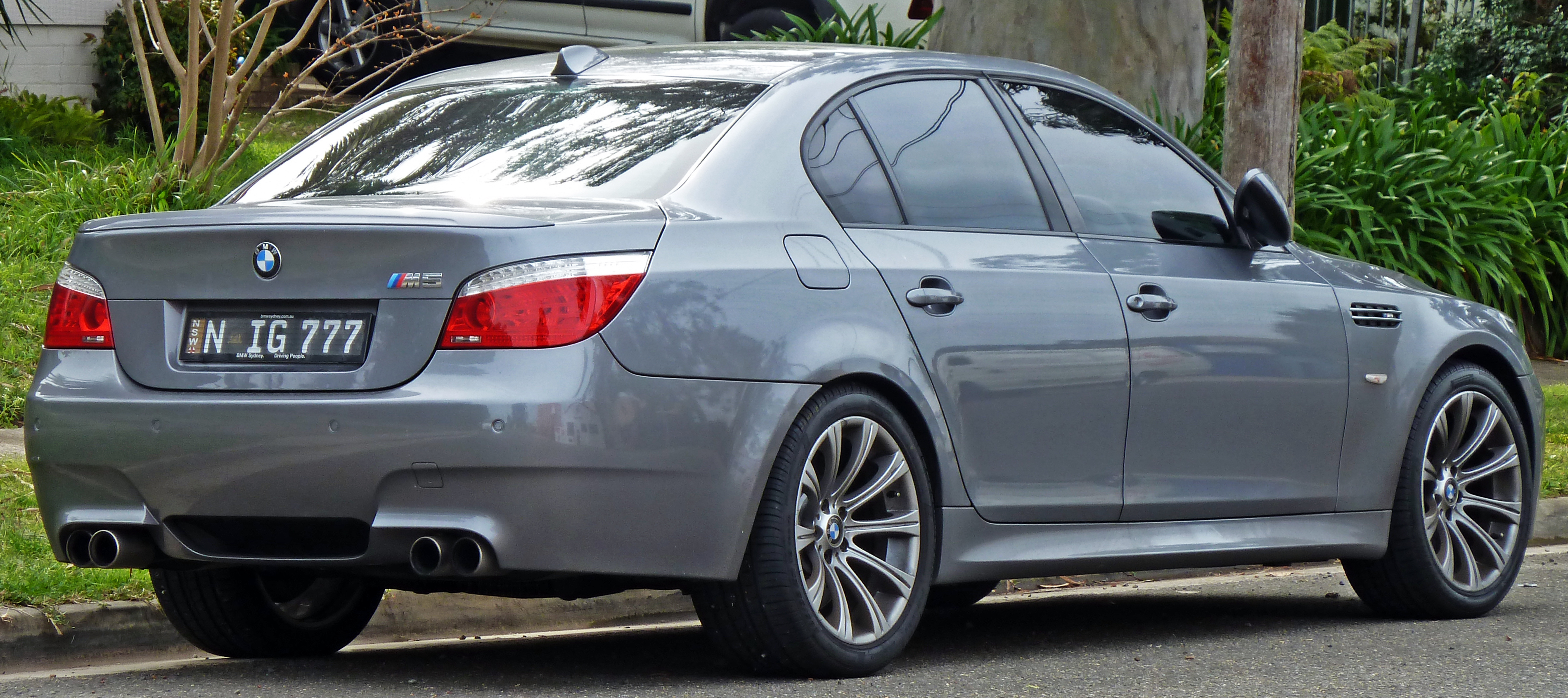2007 BMW 535xi (US) E60 related infomation,specifications - WeiLi Automotive Network