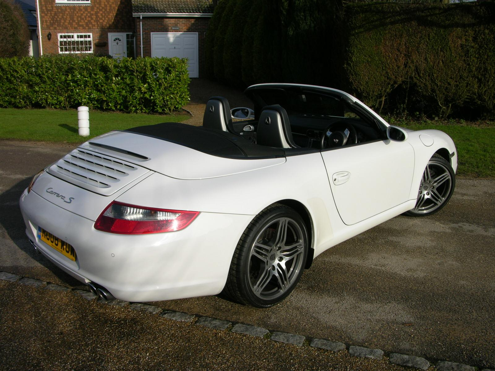 File 2008 Porsche 911 C2s Cabriolet Flickr The Car Spy 17 Jpg
