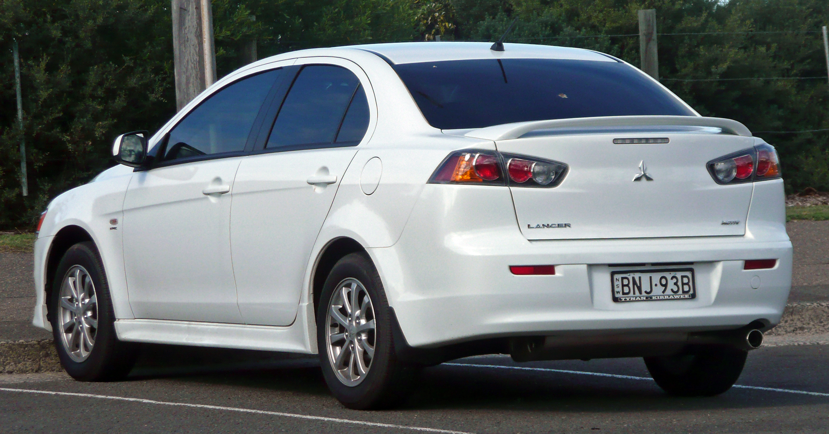File Mitsubishi Lancer Cj Activ Sedan Jpg