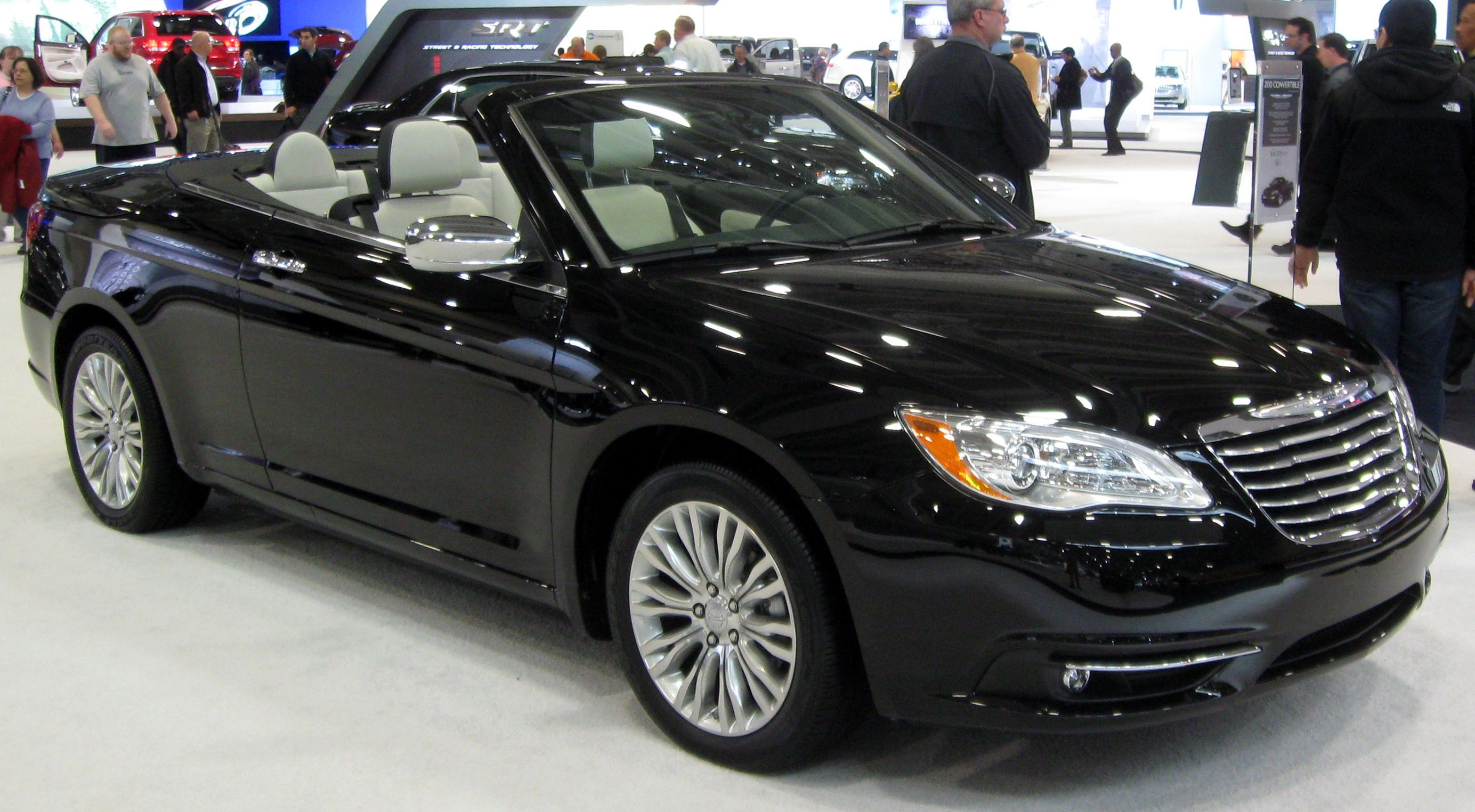 File 2012 Chrysler 200 Convertible 2012 Dc Jpg