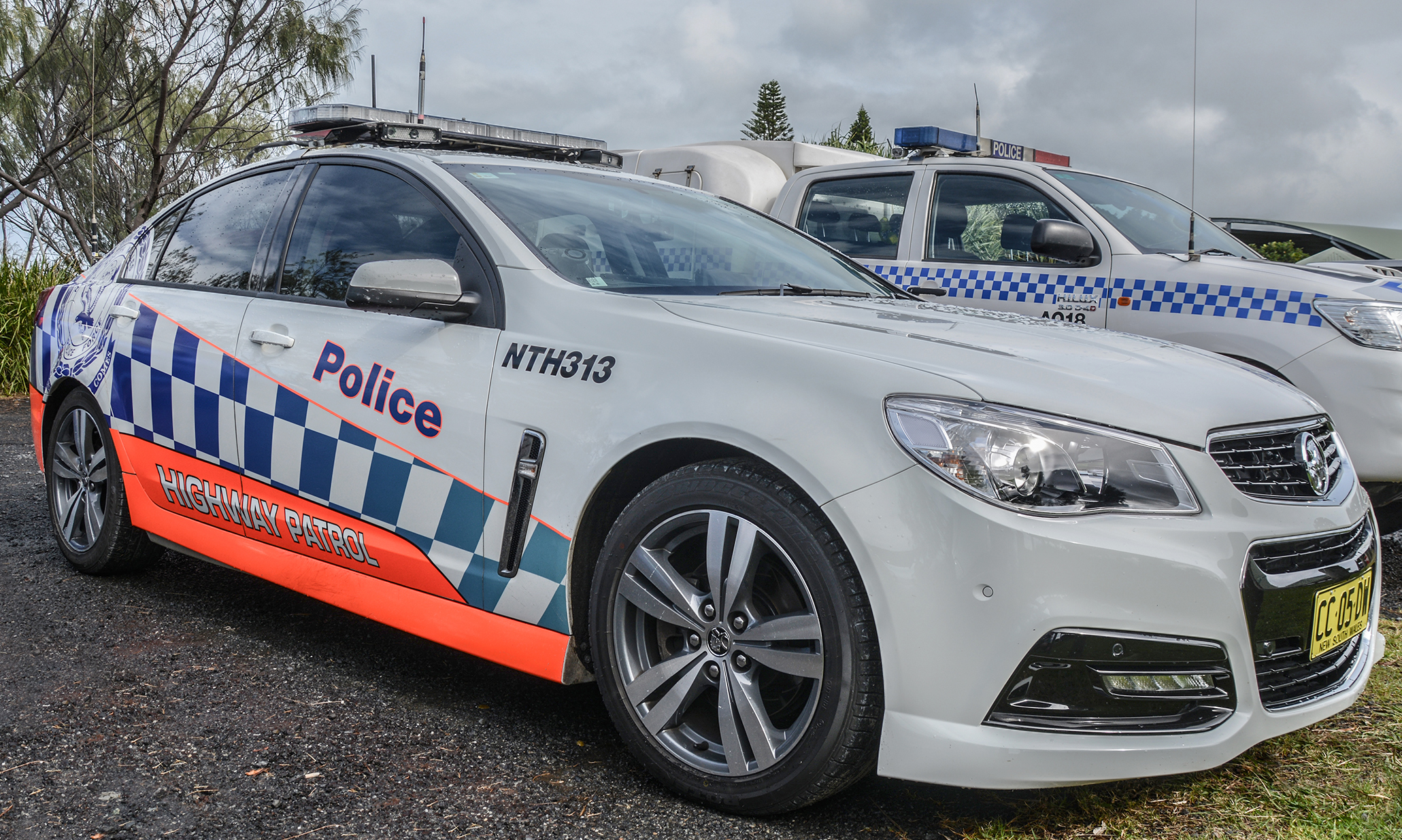 File2015 Holden Commodore VF SS sedan NSW Police Force 2015