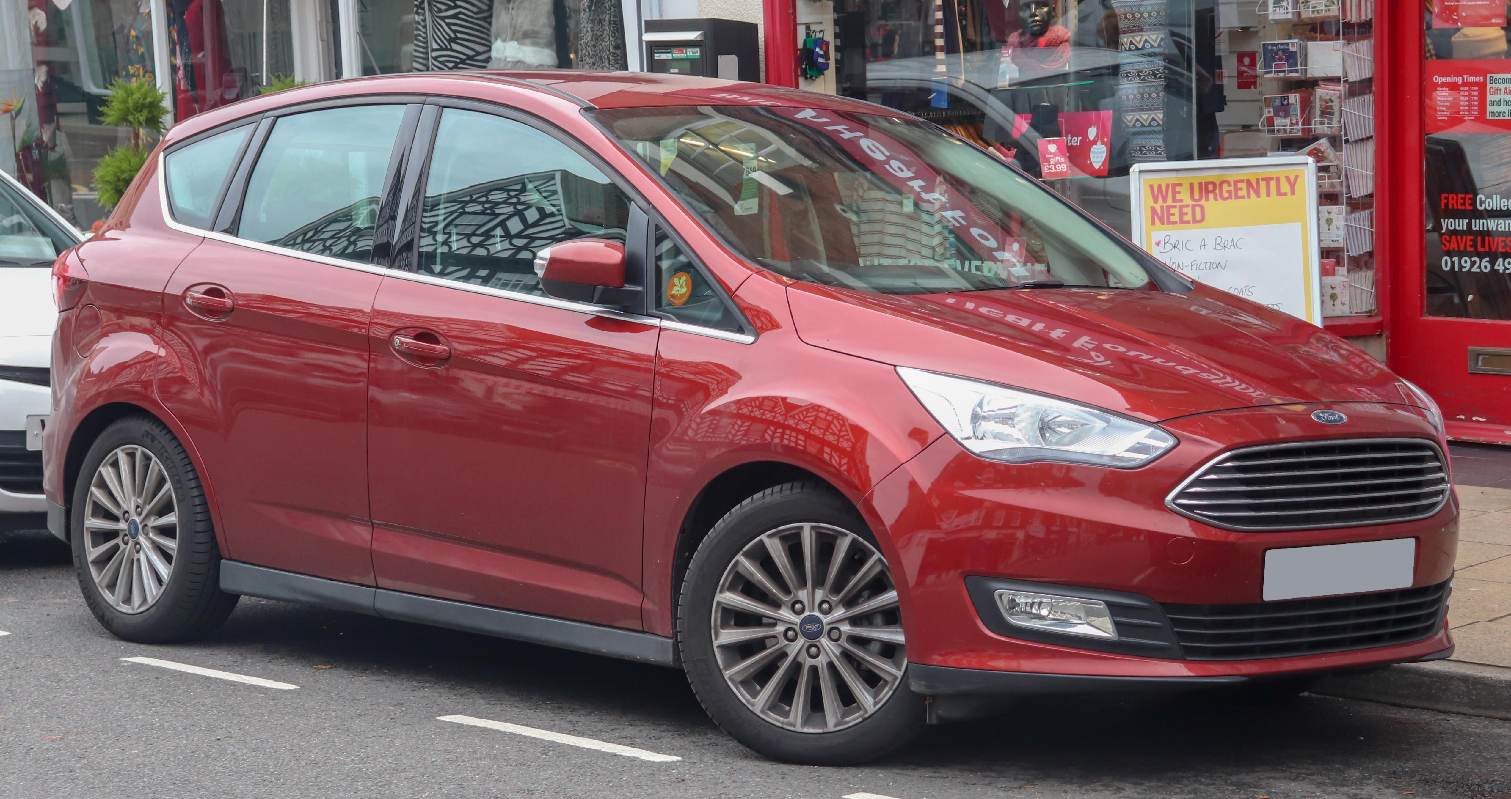 Resultado de imagen de ford c max