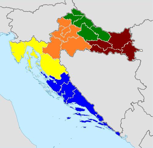 kroatische liga