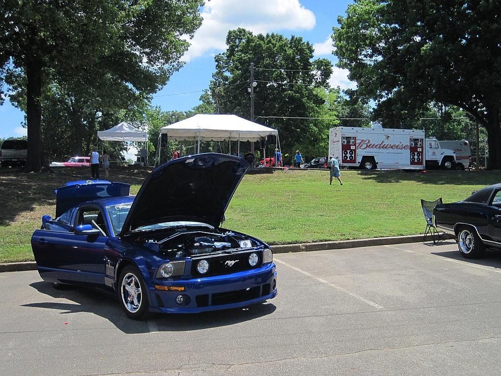Filerd Annual Elvis Presley Car Show Memphis TN Jpg - Mustangs of memphis car show