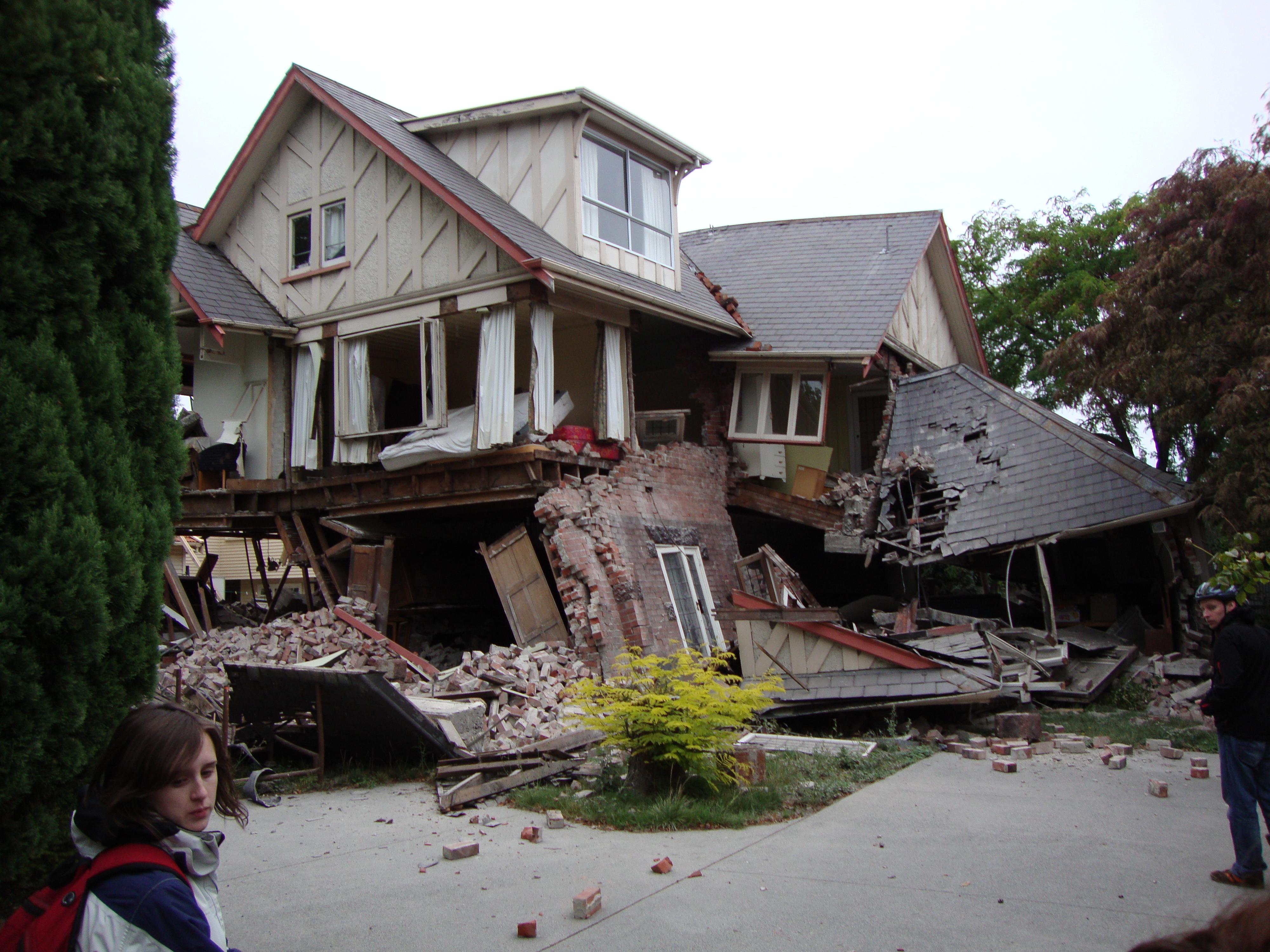 Earthquake In California Today Video
