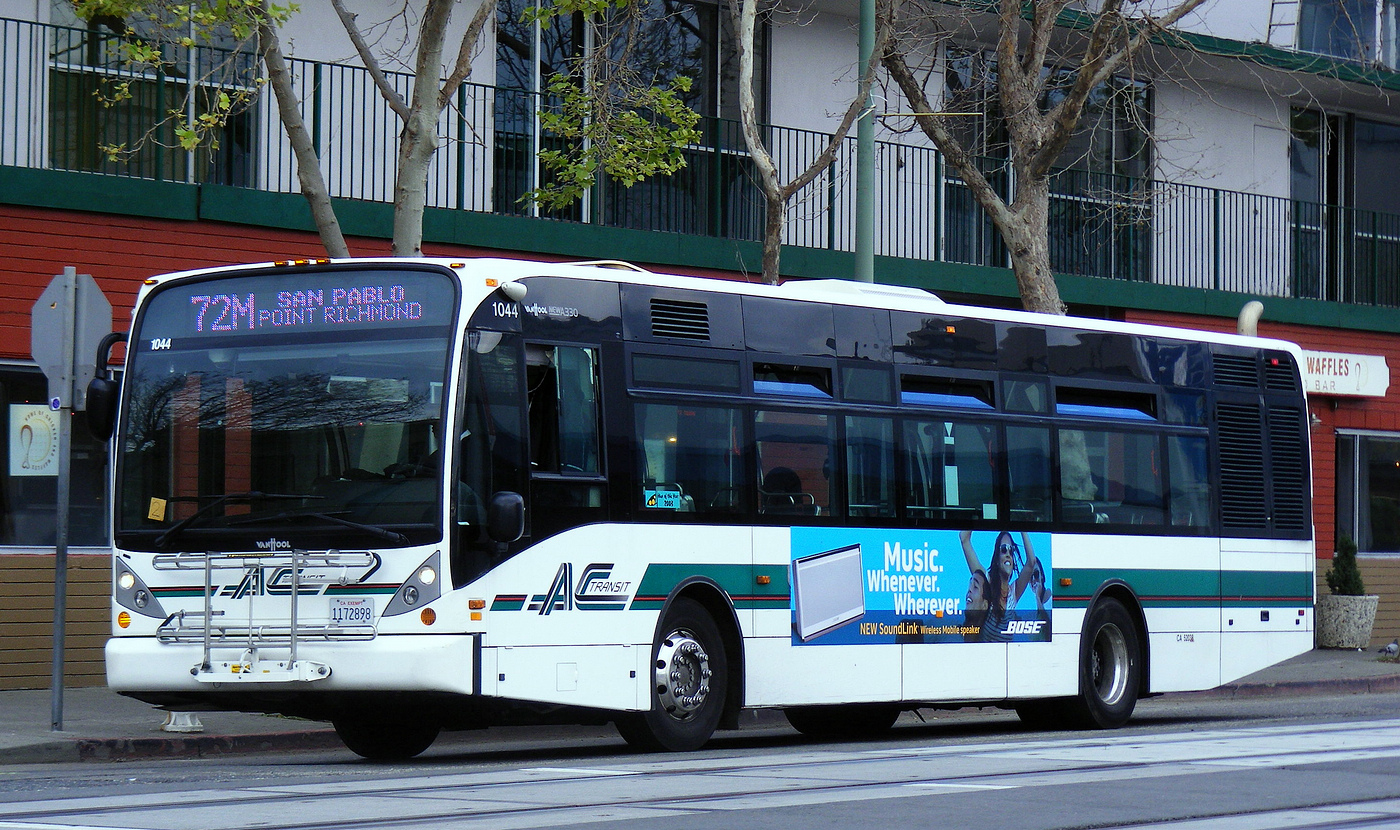 List Of Ac Transit Routes Wikipedia