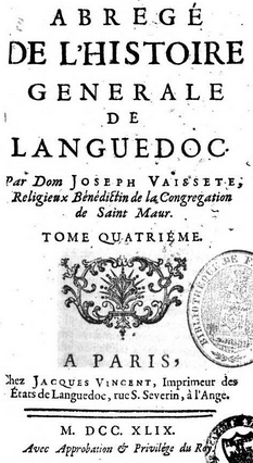 Cover of the fourth volume of the abridged history
