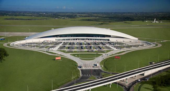 Depiction of Aeropuerto Internacional de Carrasco