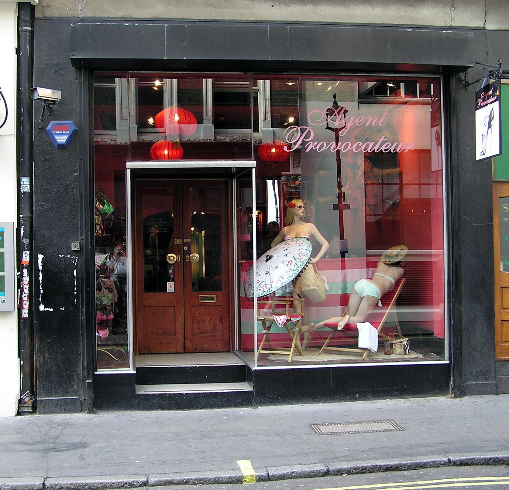 Design Agency London Fashion