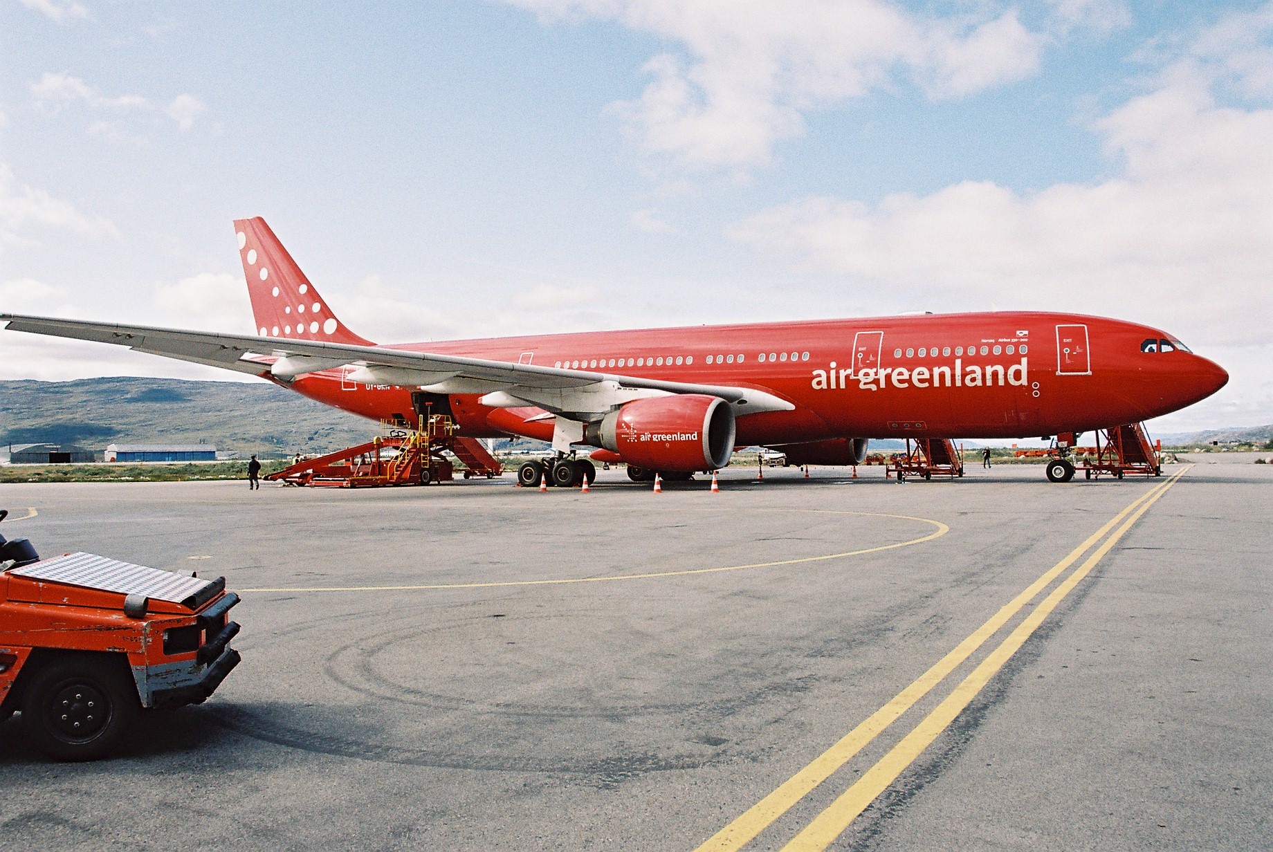 Bildresultat för air greenland
