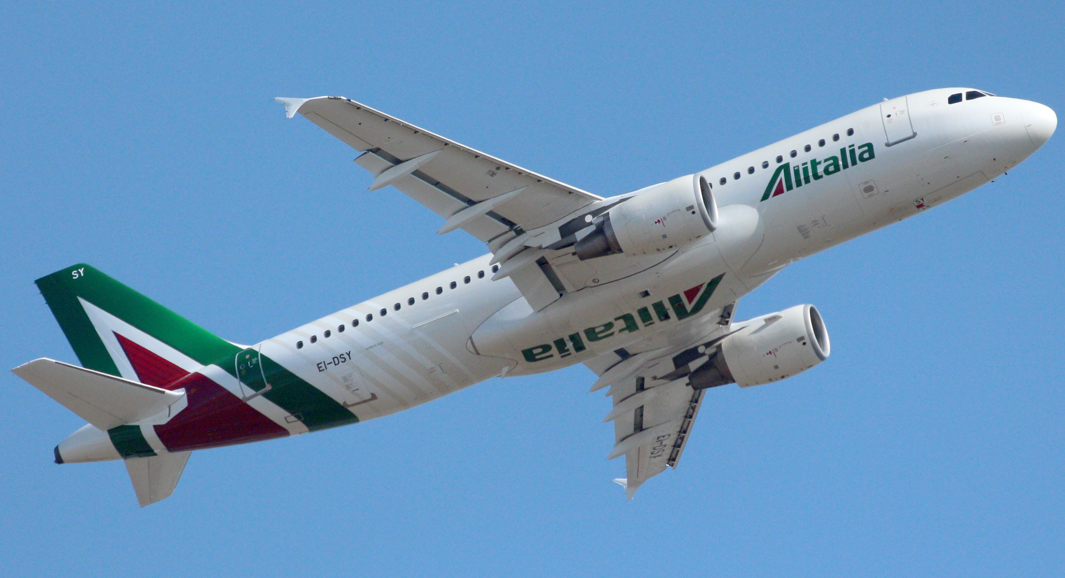 Image result for Alitalia Fiumicino