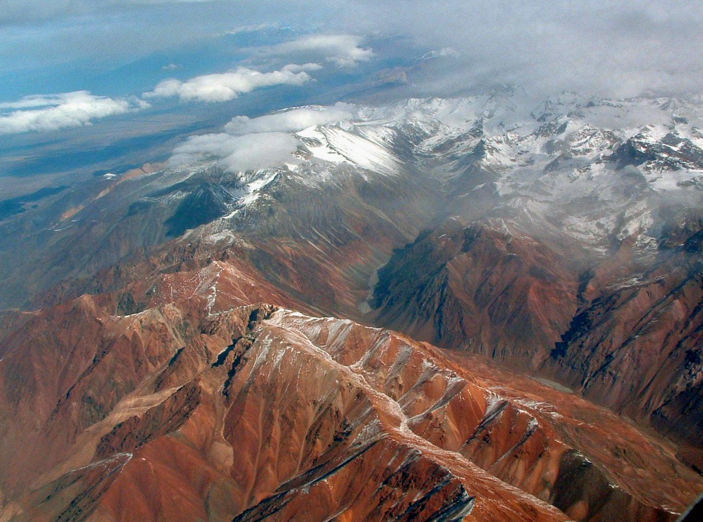 Andes – Mannaismaya Adventure's Blog