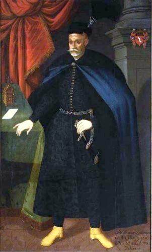 Portrait of Sebastian Lubomirski (1546-1613).