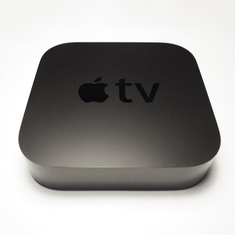 Apple TV (conexión wifi con ipads) Fuente imagen: wikimedia