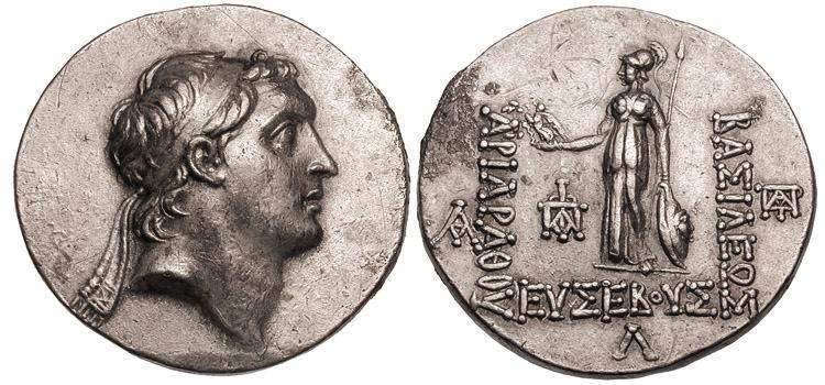 Ariarathes V of Cappadocia