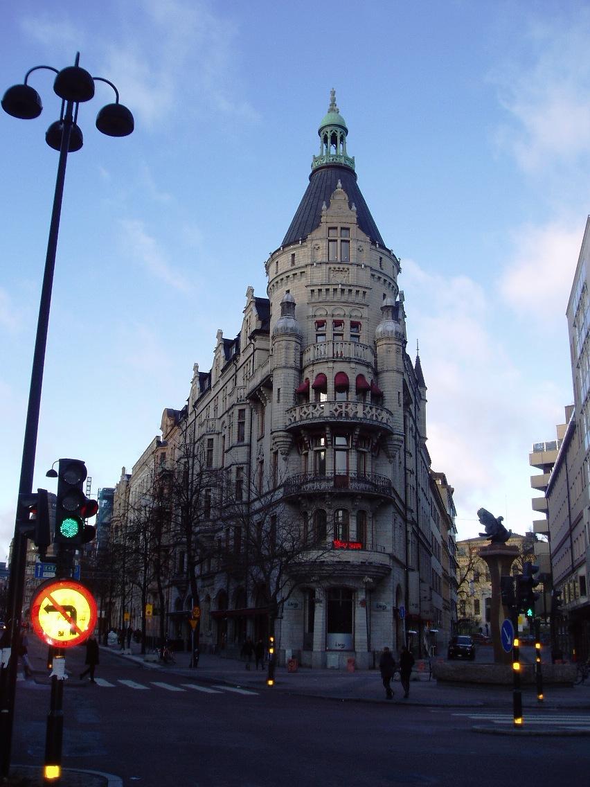 central hotel stockholm reservations