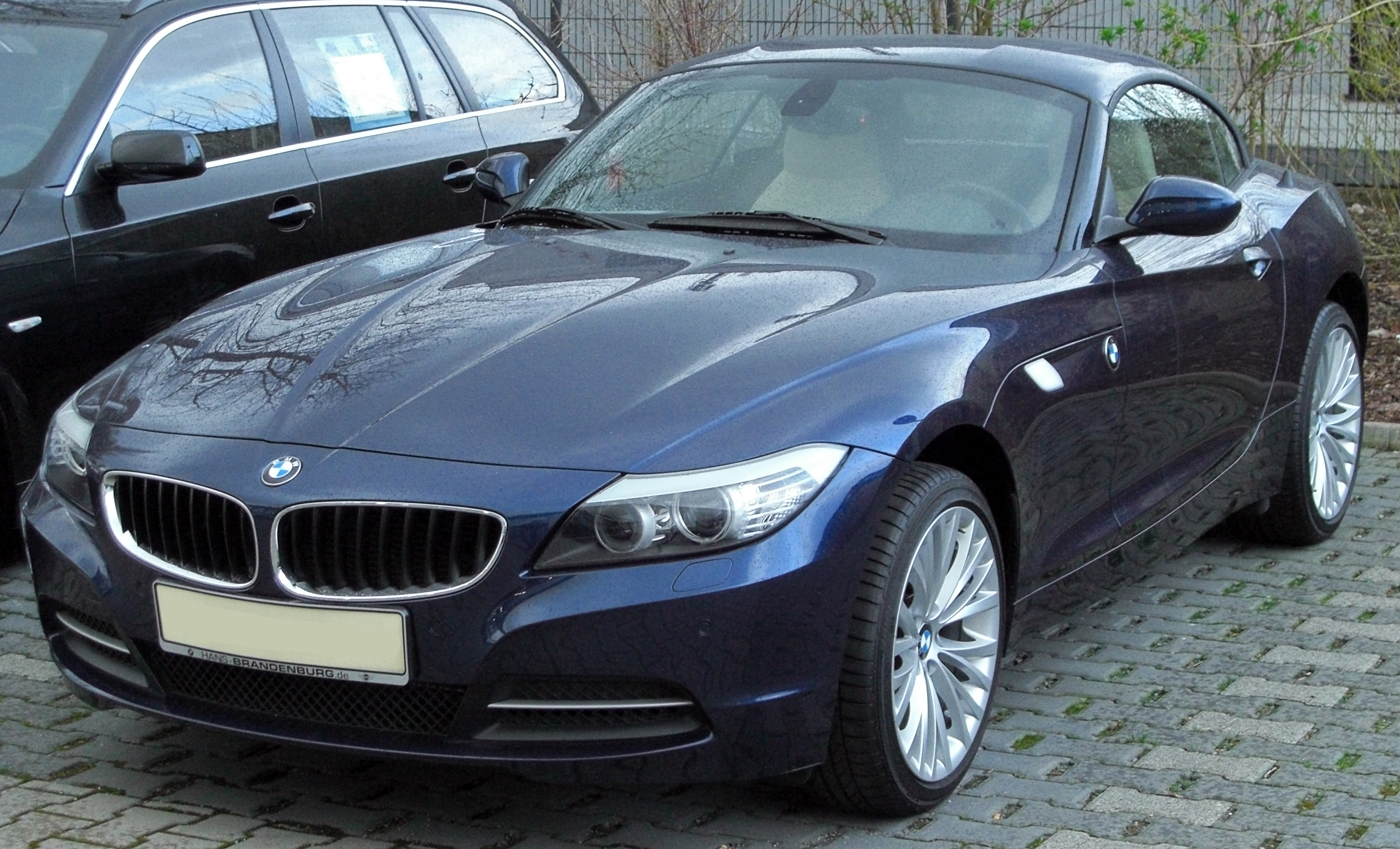 ����:BMW Z4 II front 20100328....