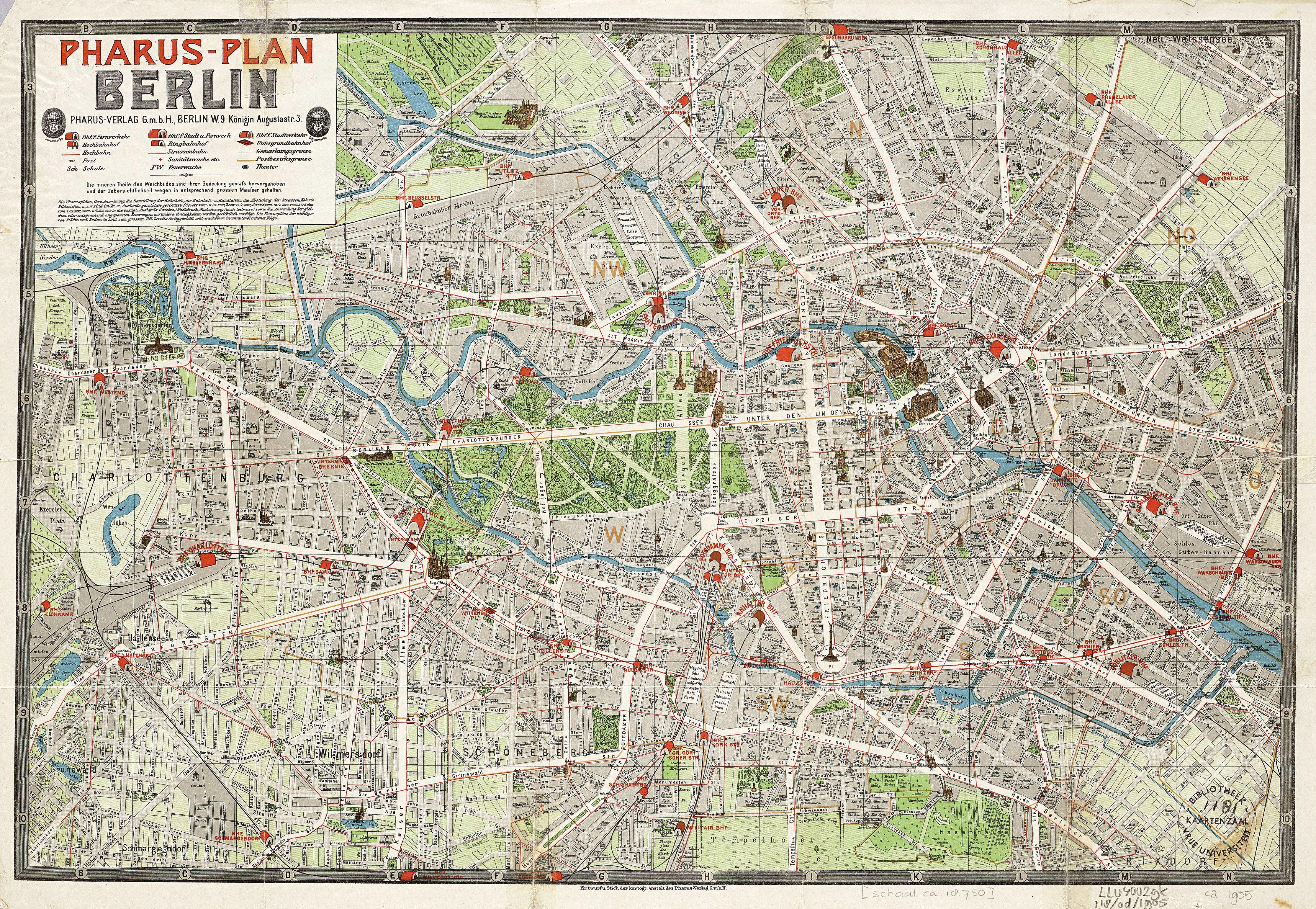 Plan Berlin
