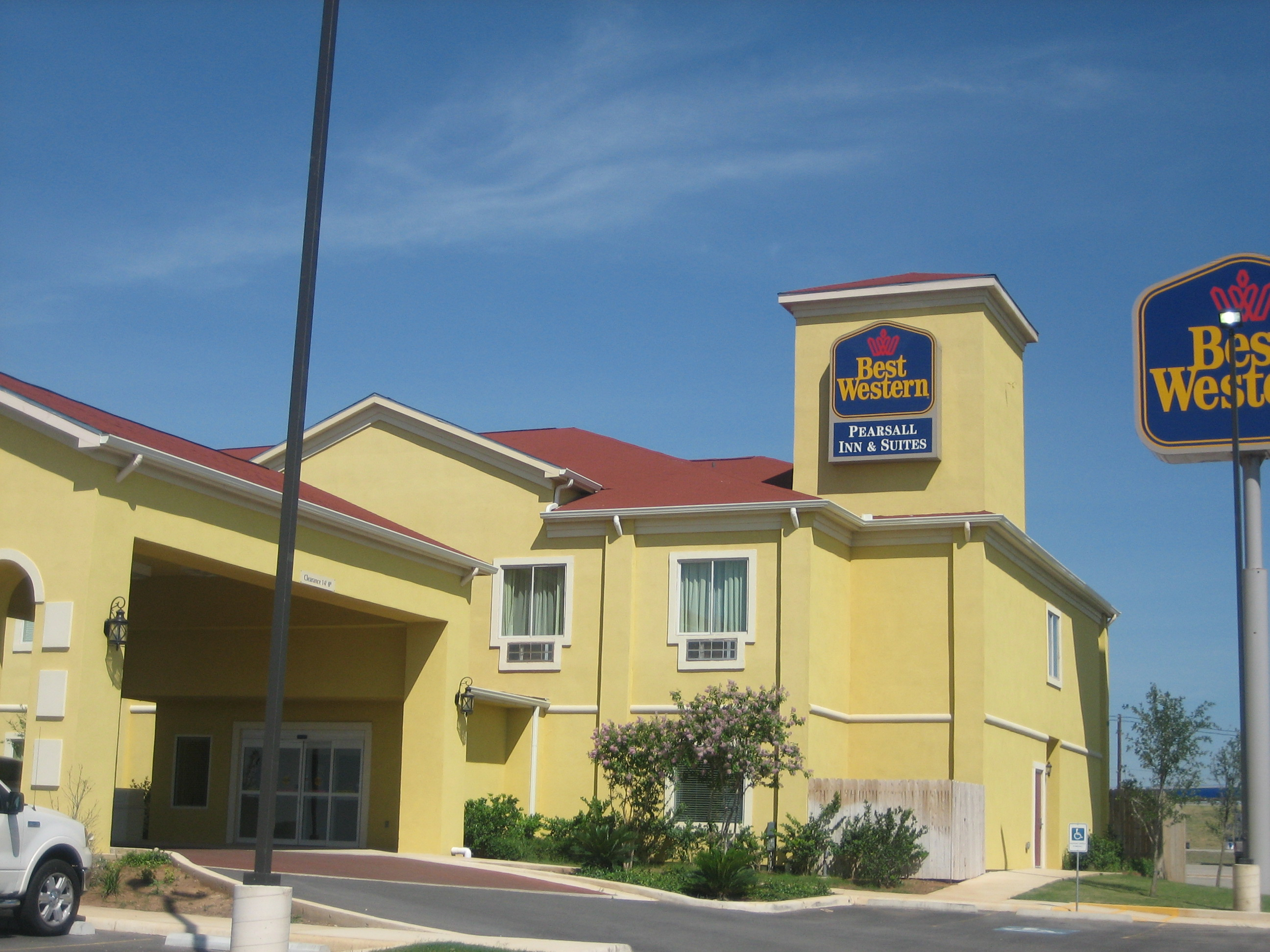 Best Western Hotels Along I