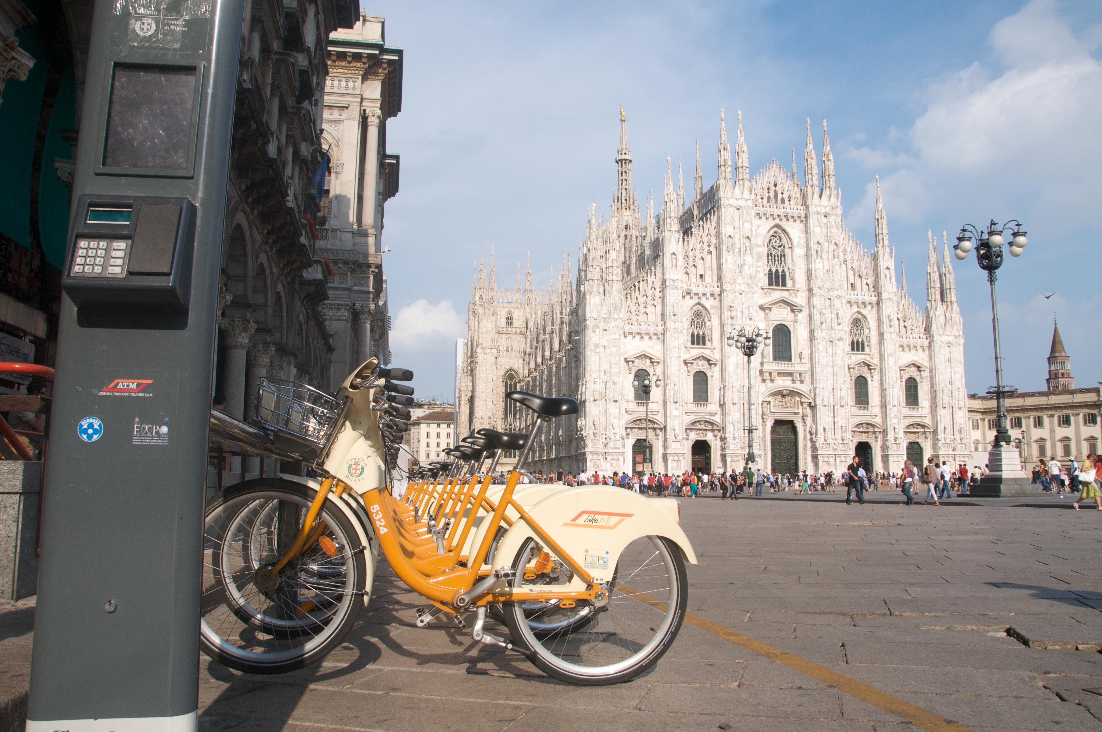 milano bisiklet kiralama