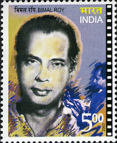 Roy on a 2007 stamp of India