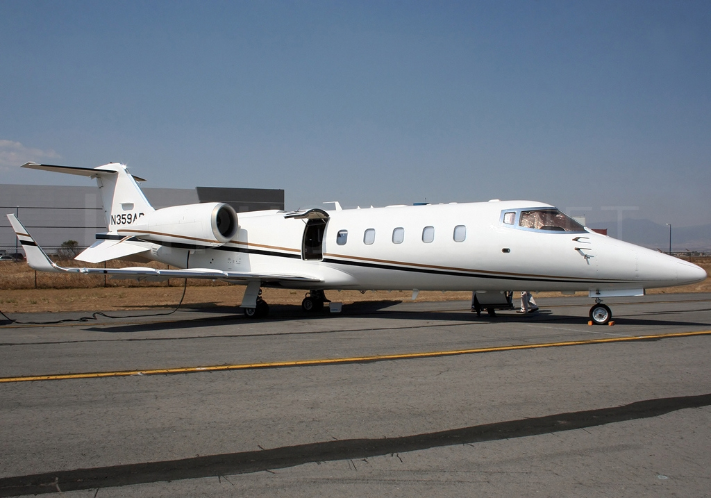 acade bombardier aerospace learjet