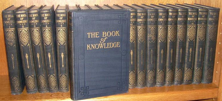 Books of Knowledge