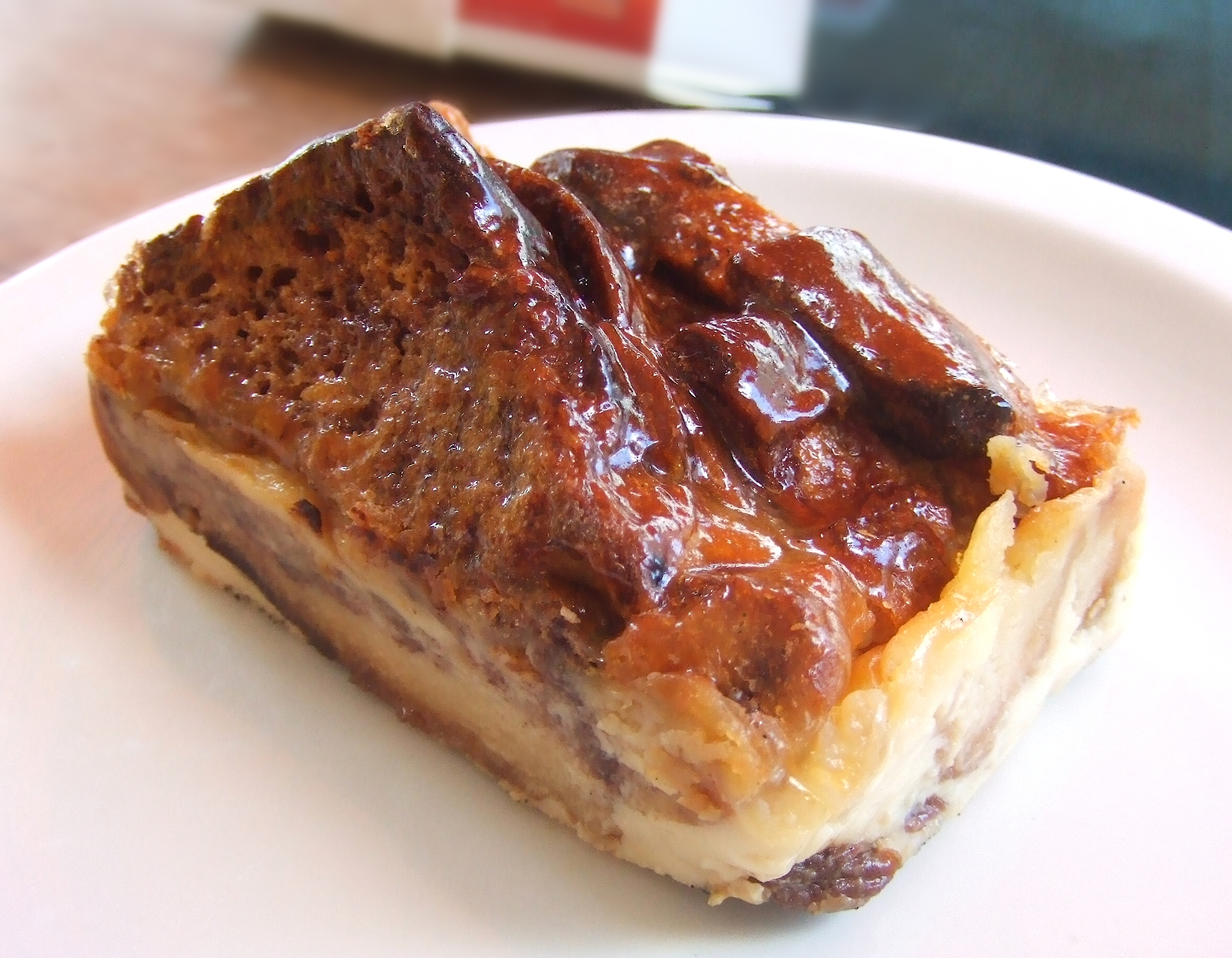 File:Bread and butter pudding-01.jpg - Wikimedia Commons