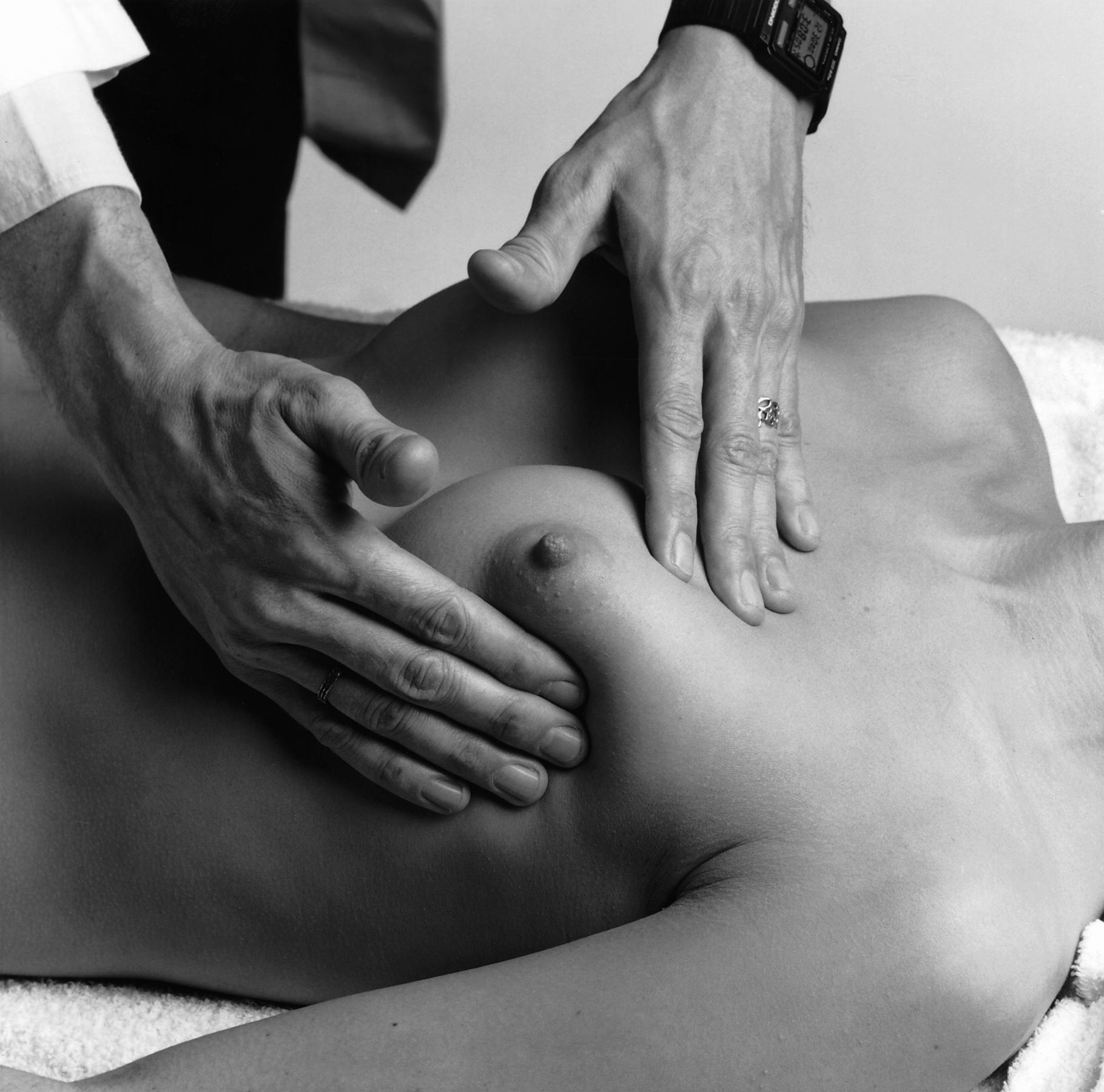 examination procedure Breast