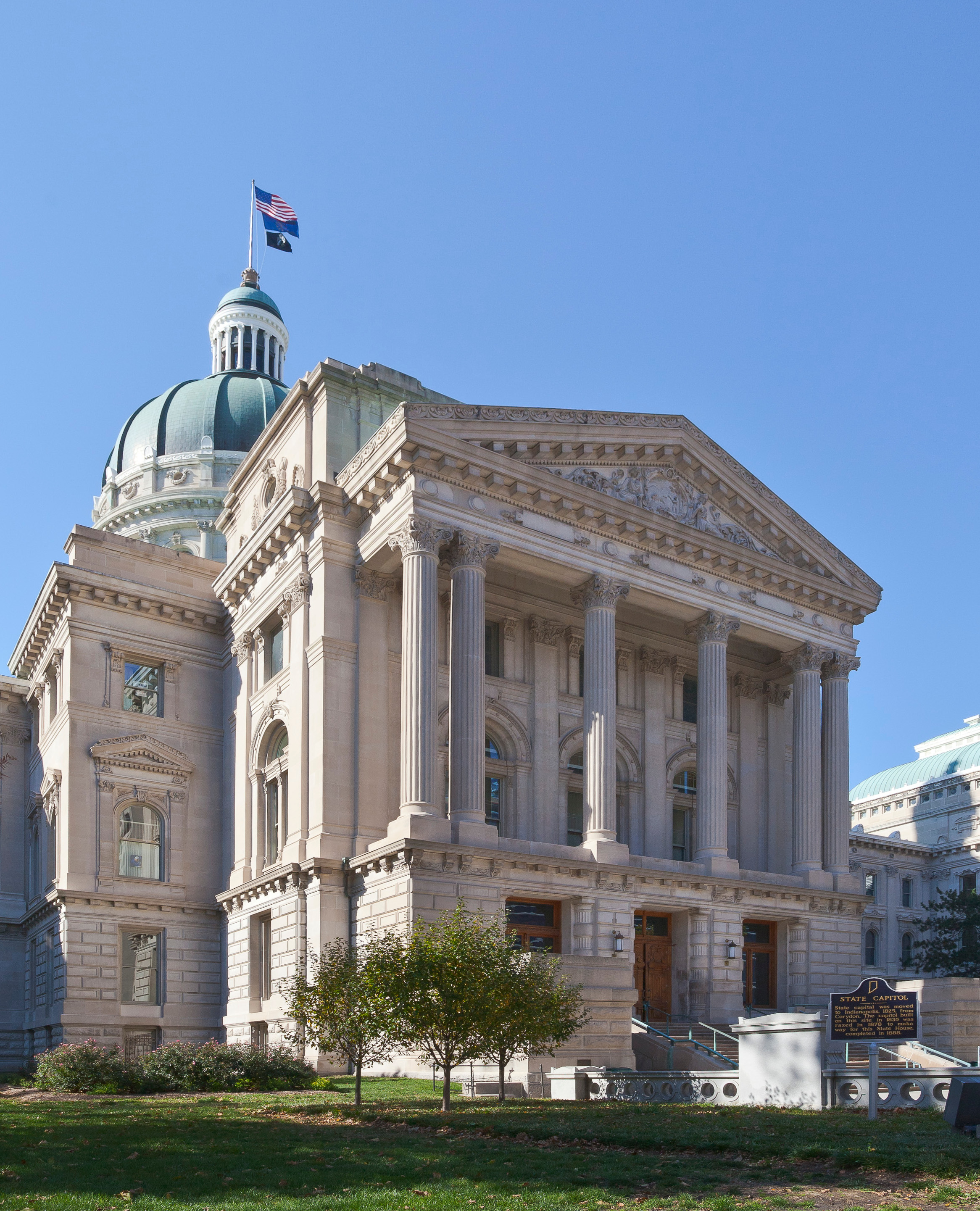 Indiana State Capitol Building Tours