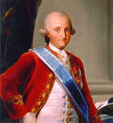 File:Carlos IV de España (Ministerio de Hacienda de España).jpg ...